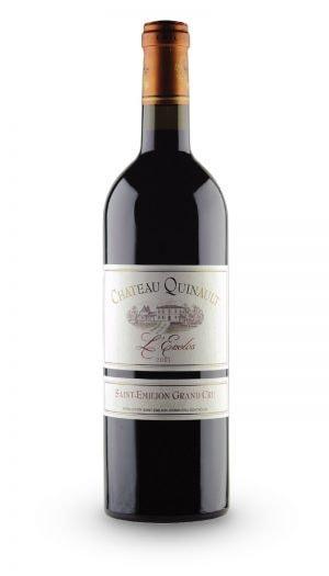 Quinault-l'enclos 2001